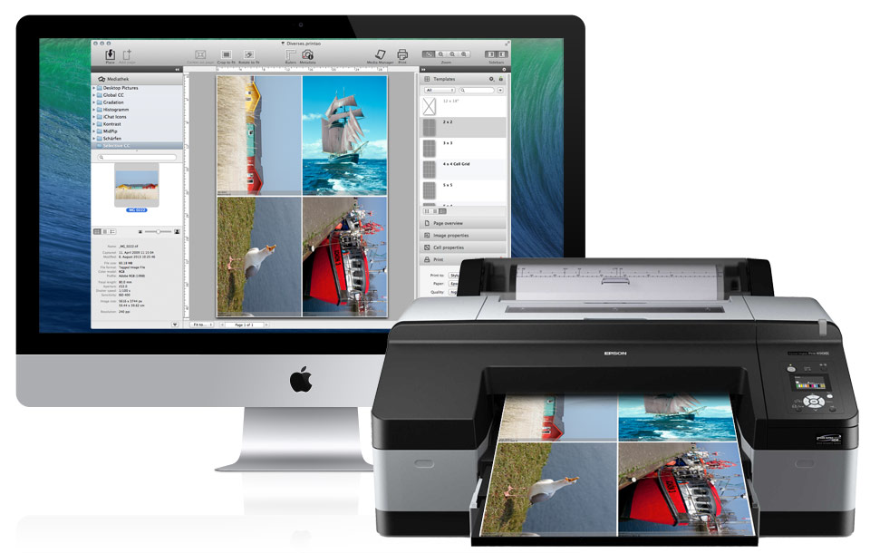Overview | Professional Printing Solution | Perfect Prints